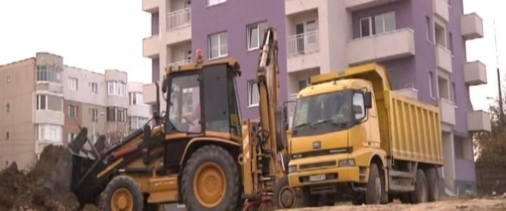 O nouă parcare va fi amenjată în zona blocurilor ANL din Năvodari