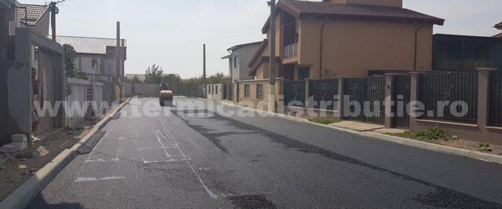 Reabilitare si asfaltare – Aleea Viilor (galerie foto)