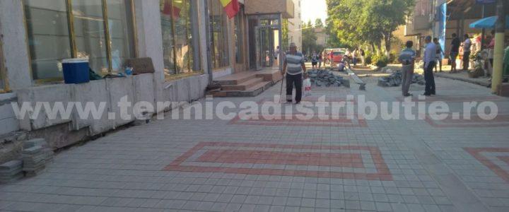 Reabilitare aleea Ghioceilor (galerie foto)